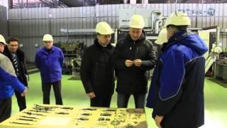 Рабочий визит Сергея Новикова в г. Белебей