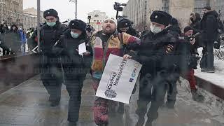 23 ЯНВАРЯ ПОСЛЕДНИЕ НОВОСТИ  МИРНЫЕ АКЦИИ ПРОТЕСТА В ПОДДЕРЖКУ НАВАЛЬНОГО Москва Санкт-Петербург