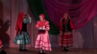 Башкирский ансамбль «Дустар» поселок Дубинино