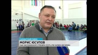 Самых сильных борцов Башкортостана определяли в Салаватском районе