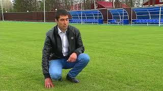 Тренировочная площадка учебно-тренировочной базы ''Уфа'' АНО ''ФК ''УФА'' Республики Башкортостан