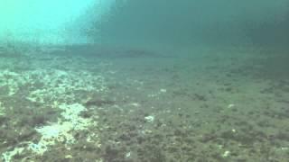 Кандры Куль под водой