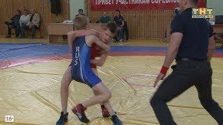 В Белорецке прошли республиканские соревнования по греко-римской борьбе