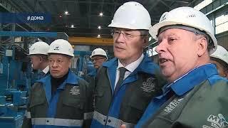 Новое производство: на БМК начали выпуск импортозамещающих стальных канатов