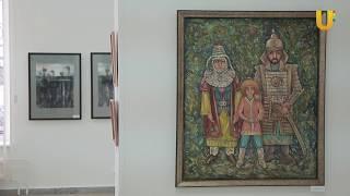 Новости UTV. Выставка ассоциации художников Татарстана