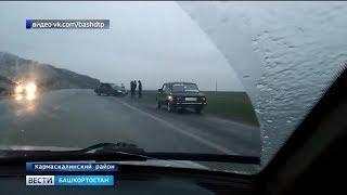 Похолодание застигло автовладельцев Башкирии врасплох