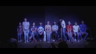 «Он, она и теория относительности» — выпускной спектакль студентов актерской школы «Ремарка».