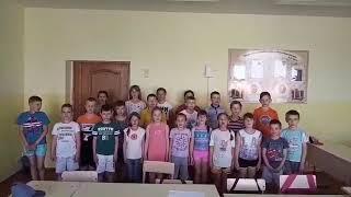 Гимн 2.0. Мультимедийный флешмоб ОНТ   Сморгонь, ДЮСШ профсоюзов