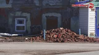 Купеческий дом тихо разрушается