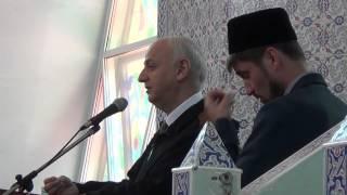 Верховный муфтий вручил дипломы имам-хатыбам ЦДУМ РФ.
