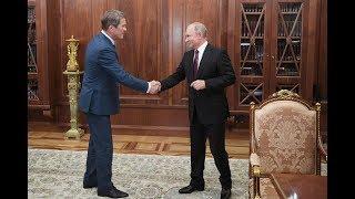 Радий Хабиров будет руководить республикой Башкортостан