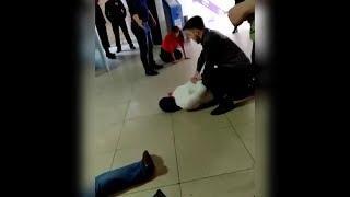 Посетителей избили в уфимском клубе