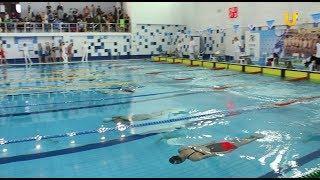 Новости UTV. В Салавате проходит Чемпионат Башкирии по плававнию