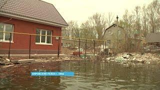 Сотни дворов в микрорайонах Уфы оказались под водой