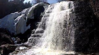 водопад Гадельша 2018
