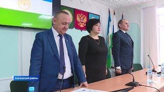 Радий Хабиров  представил нового руководителя муниципалитета