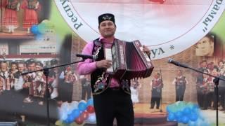 На конкурсе гармонистов в  г.  Янаул, 25, 26 мая 2017 года