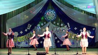 """Танцевальный коллектив """"Дива-данс"""" - Танец башкирских мари"""