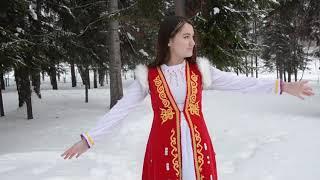 """Диана Ягудина """"Башкортмын"""" (""""Я башкир"""")"""