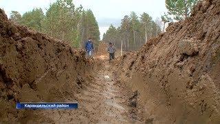 В Башкирии после ремонта дорога стала еще хуже