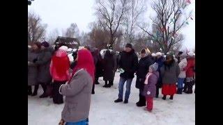 Масленица.с.Наняды Янаульский район Башкирия