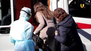 Новости UTV. Меры профилактики коронавируса в общественных местах