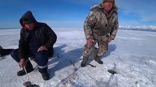 Рыбалка на хариуса на Байкале Сезон 2019 Часть 2