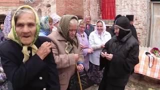 Божественная литургия в Воскресенском храме с. Воскресенское Мелеузовского района