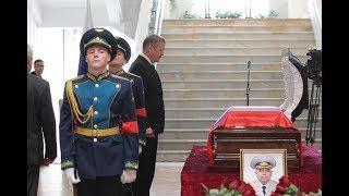 В Башкирии прощаются с и.о. вице-премьера Правительства РБ Артуром Ахметхановым