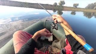 ОКУНЬ ПРЁТ ❌ Рыбалка в Башкирии #7