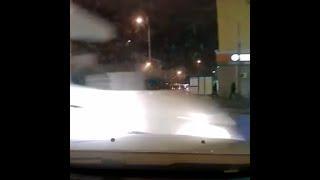 В Уфе столкнулись легковушка и грузовик | Ufa1.RU