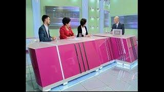 «Информационный вечер» от 05.10.2017 (часть 1)
