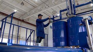 В рамках Российского промышленного форума в Башкирии запустили два новых производства