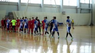 Турнир по мини-футболу: Лига Чемпионов Республики Башкортостан 2016