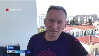 Врачи ФК «Уфа», спасшие жизнь пассажиру на борту самолета, использовали точечное воздействие