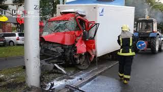 Водитель погиб в ДТП со столбом
