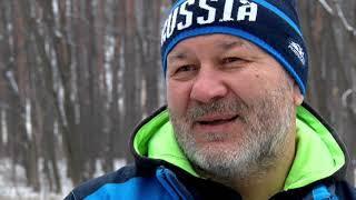 Земляки. Рамиль Сираев, тренер по греко-римской борьбе