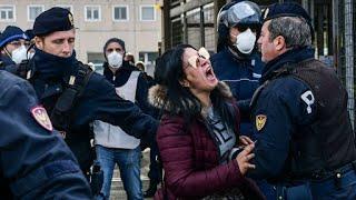 Ситуация в Италии сегодня. Коронавирус в Италии последние новости 24 марта. Вирус из Китая