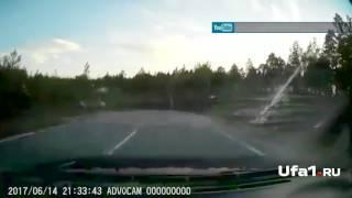 Машина увязла в болоте