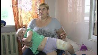 «Кровь идёт, она кричит»: в Башкирии на девочку напала бойцовская собака