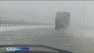 Держитесь крепче: в Башкирии ожидается буря