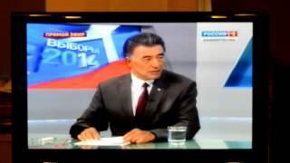 Почти Егор Батрудов // комический кандидат в президенты