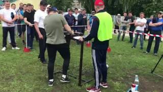 Армреслинг Дюртюли спартакиада 2017