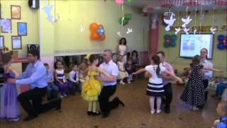 Выпускной 2015  Детский сад №194 г  Иваново