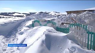 Снежный капкан: за несколько дней 50 населенных пунктов в Башкирии оказались отрезаны от мира