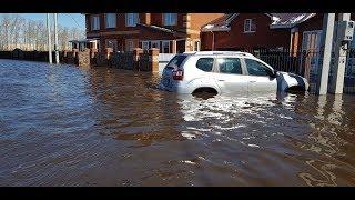За прошедшие сутки 18 рек в Башкирии подтопили более 700 домов