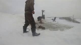 Лошади провалились под лед в Иглинском районе. Спасательная операция