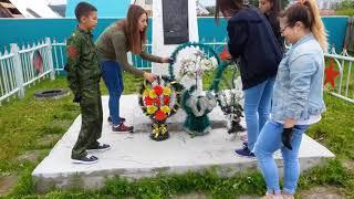 Работа волонтеров Победы ЗАТО Межгорье в 2018 году