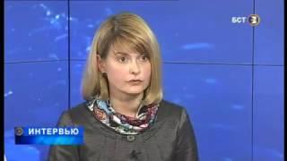 Программа ИНТЕРВЬЮ на Телеканале БСТ на тему оценка регулирующего воздействия