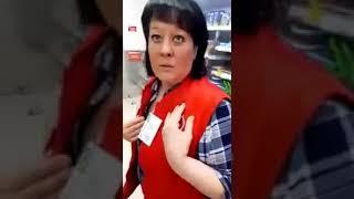 В Давлеканово в магазине Пятёрочка ПРОСРОЧКА